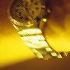 Cómo darle cuerda a un reloj Rolex