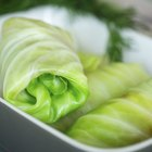 How to Bake Cabbage Rolls