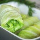 Bake Cabbage Rolls