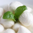 Fresh Mozzarella vs. Regular Mozzarella Nutrition