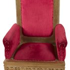 How to Make a Royal Throne Party Chair for a Wedding Anniversary