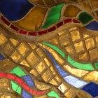 Cómo hacer mosaicos de piedra