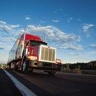 Requerimientos para abrir una compañía de camiones en Texas