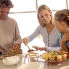 Niveles seguros de hierro en los alimentos de los niños