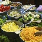Plan alimenticio saludable para una persona de 15 años