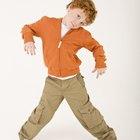 Actividades de baile con niños