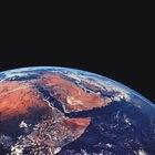 ¿De qué está hecha la Tierra?