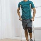 Maneras de mantenerse en forma con una rotura de ligamentos