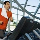 Plan de entrenamiento de una hora diseñado para hombres en la cinta caminadora