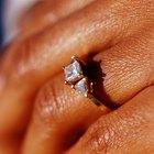 ¿Qué es la fluorescencia del diamante?