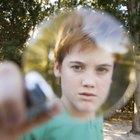 Enseñar qué es lo transparente y lo opaco a los niños