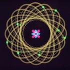 Cómo hacer un dibujo de un átomo