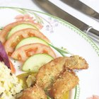 How to Make Breaded Shrimp With Corn Flakes