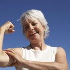 Cómo deshacerte de los nudos en los bíceps