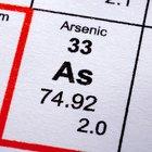 ¿Cómo desintoxicar tu cuerpo por arsénico?
