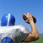 Cómo apuntar un balón de football