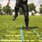 Entrenamiento cardiovascular para jugadores de fútbol americano