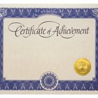 Can You Get a Job With a Certificate of Achievement?