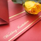 Etiquette for Wedding Invitations When One Parent Is Deceased