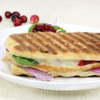 The Calories in a Turkey & Cheese Panini