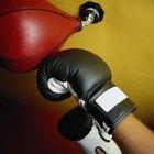 Circuito de entrenamiento de boxeo