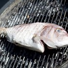 How to Cook Redfish on a Grill