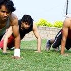 Entrenamiento de la baja espalda y la cintura