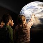 Actividades sobre el espacio para niños de kínder