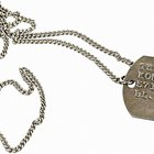 How to Make a Dog Tag Chain Shorter