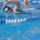 Ejercicios en tierra para nadar sin pesas