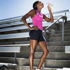 Cómo evitar las náuseas al correr