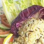 Nutrientes y beneficios del arroz
