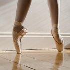 Cómo crear un programa de clases de ballet