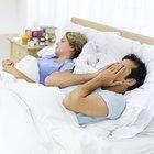 Una solución simple para los sudores fríos durante la noche
