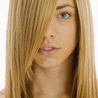 Cómo suavizar el cabello seco