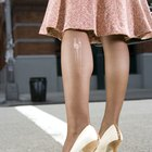 How to Tatter Tights