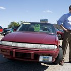What Can I Do If My Car Is Repossessed & I Can't Pay the Difference After Auction?