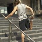 Cómo perder grasa de los muslos para hombres