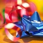 Cómo hacer moños para regalo