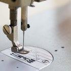 Instrucciones de Kenmore para coser