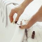Proyectos para la feria de ciencias usando esmalte para uñas