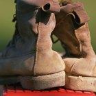 Cómo detener el olor de tus botas de trabajo