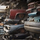 How to Find Scrap Metal