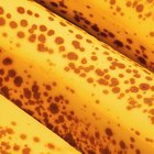 How to Bake Whole Bananas With the Peels On