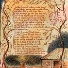 Tipos de temas en los poemas