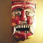 Cómo hacer una máscara del teatro griego