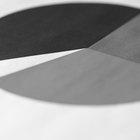 Cómo cambiar de grados a porcentajes en un gráfico circular