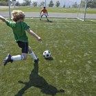 Tratar el dolor de pie en niños que practican deportes
