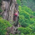 Músculos trabajados durante la escalada de roca
