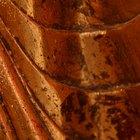 La diferencia entre los colores bronce y cobre